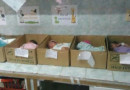 Heartbreaking image of newborn babies being kept in cardboard boxes in Venezuela due to 'hospital crisis'