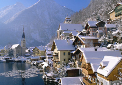 Hallstatt Beautiful Austria