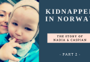 Nadia and Caspian's Fight for Freedom – PART 2