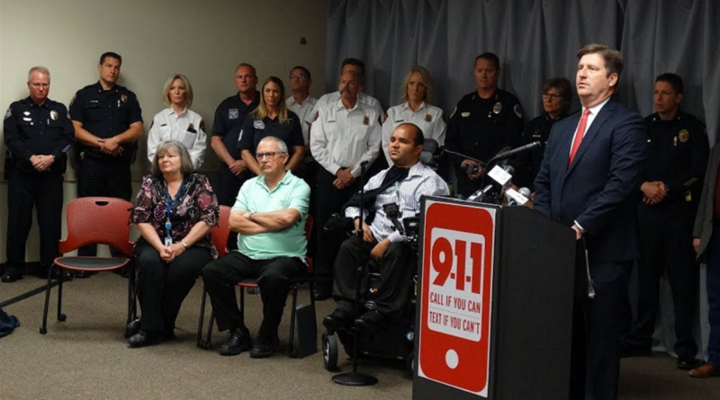 You Can Text to 9-1-1 in the Maricopa Region