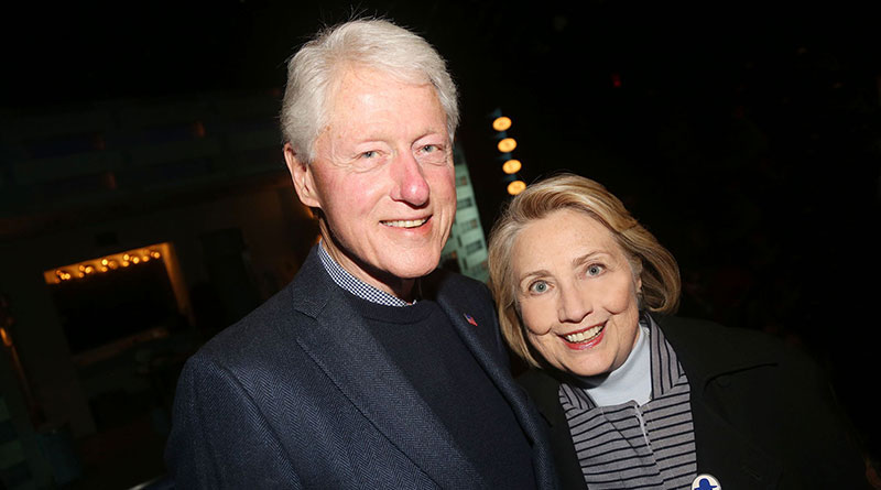 Hillary and Bill Clinton – zealous promoters of forced adoptions in the USA