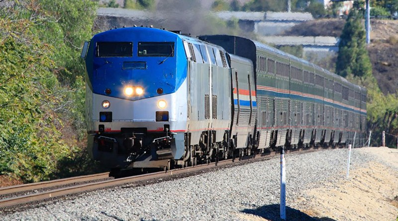 Planned Amtrak service would connect Phoenix to California, Las Vegas